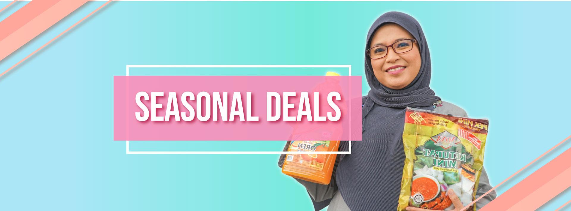 Seasonal Deals